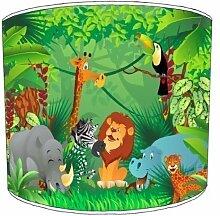 Premier Lighting Zoo Jungle Animals Childrens