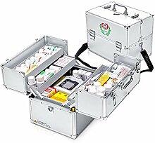 Premiers Secours Portables Médecine Stockage Pill