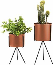 Present Time 2 Cache-Pots sur Pieds Design Imbal -