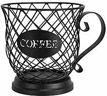 Présentoir en métal pour tasse à café - Tasse