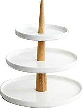 Présentoir Stand de gâteau multicouche Table de
