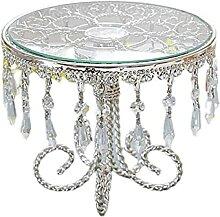 Présentoir Table à gâteaux rondes Table de