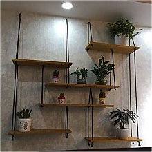 Présentoirs Wall suspendue étagère balançoire