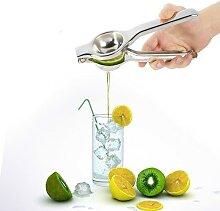 Presse-citron manuel avec zesteur de citron,