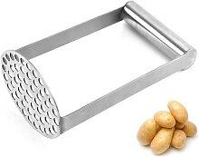 Presse-purée de pommes de terre pressées,