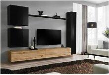Price Factory - Ensemble meuble pour salon, mural,
