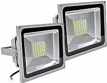 PrimLight 2X 50W SMD Projecteur LED Extérieur