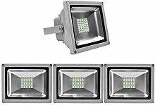PrimLight 4X 30W SMD Projecteur LED Extérieur