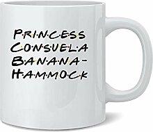 Princesse Consuela Bananahammock drôle 90 S