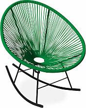 Privatefloor - Chaise à bascule Acapulco - Pieds