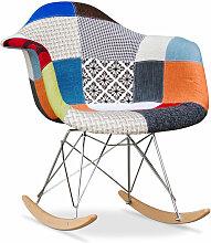 Privatefloor - Chaise à bascule Rarwick Style