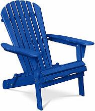 Privatefloor - Chaise de jardin Adirondack - Bois