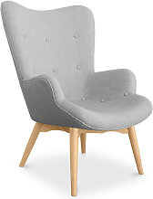 Privatefloor - Fauteuil Kontor Lounge Chair -