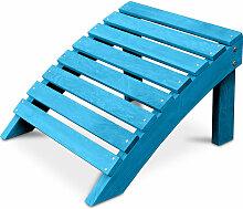 Privatefloor - Repose-pieds Adirondack pour chaise