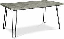 Privatefloor - Table de salle à manger Hairpin