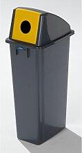 Probbax - Collecteur de tri en plastique -