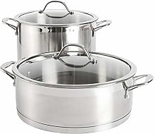 ProCook Professional Stainless Steel - Set 2