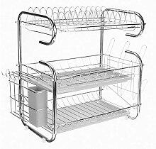 Products Égouttoir à Vaisselle à 3 Niveaux