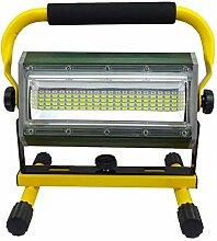 PROJECTEUR 100 LED PORTABLE RECHARGEABLE TRAVAIL