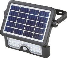 Projecteur à LED Luceco Solar avec capteur de
