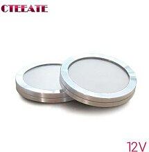 Projecteur d'armoire Ultra-mince 9mm, Surface