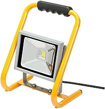 Projecteur de Chantier LED CHIP Secteur Portable