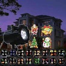 Projecteur de Noël, Projecteur Halloween, Lampe