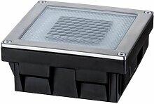 Projecteur encastré kit solaire sol Box IP67 LED