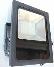 Projecteur extérieur Led 80W noir sans détection