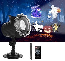 Projecteur Halloween Exterieur LED Projecteur Noel