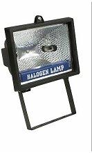 Projecteur Halogène 500W. Avec Lampe Hl500