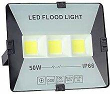Projecteur IP66 Extérieur, 50W 100W 200W 300W LED