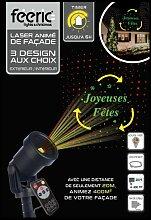 Projecteur Laser animé - Fééric Christmas -