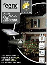 Projecteur laser Solaire - Fééric Christmas -