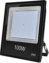 projecteur led 100w, 10000lm, Blanc Froid, Etanche