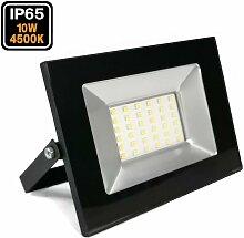 Projecteur Led 10W Ipad 4500k Haute Luminosité