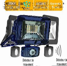 Projecteur LED 20W (EQUIV. 200W) 1300 LM Blanc