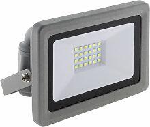Projecteur LED 20W Gris - IP65