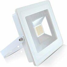 Projecteur Led 30W (270W) IP65 Blanc chaud 3000°K