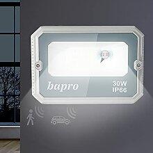 Projecteur LED 30W Avec Détecteur de Mouvement