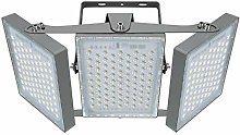 Projecteur LED 450W, IP65 Imperméable, 40500LM,