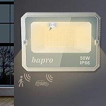 Projecteur LED 50W Avec Détecteur de Mouvement