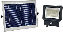 Projecteur LED 50W IP65 6500K solaire