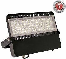 Projecteur LED asymétrique 200W 26000lm IP65