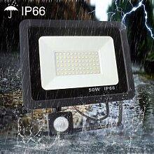 Projecteur Led avec capteur de mouvement PIR,
