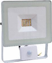 Projecteur LED avec détecteur 30W IP44 TIGRIS-S