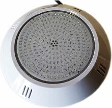 Projecteur LED blanc extra-plat à résine