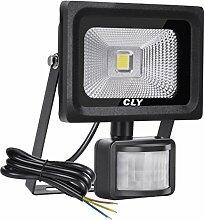 Projecteur LED Détecteur de Mouvement 10W, CLY