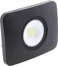 Projecteur LED étanche 50W noir