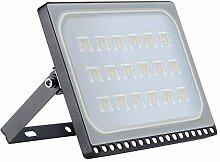 Projecteur LED Extérieur, 100W 10000lm, Blanc